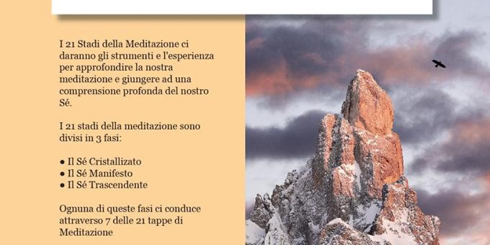 21 Stages of Meditation, Caserta