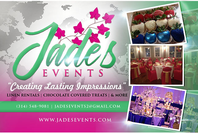 Jades's event rental