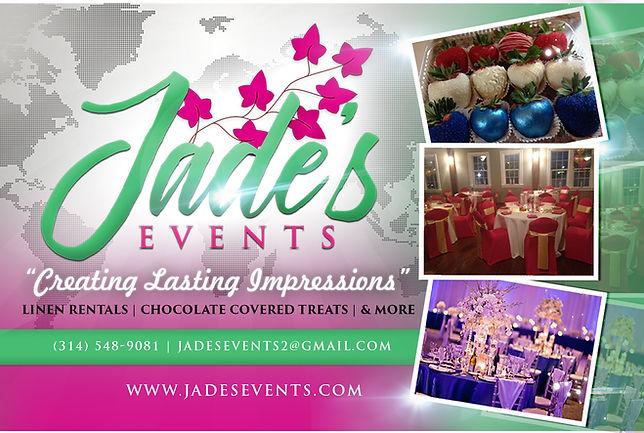 Jades's event rental