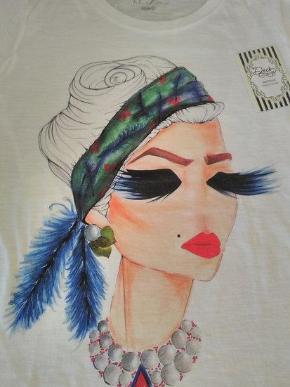 T-Shirt Effigie (Fascia)