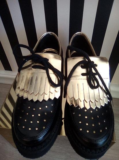 Lequarant scarpe polacchine