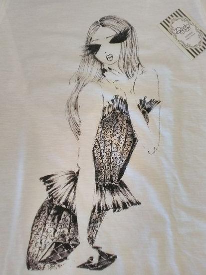 T-Shirt Effigie (Ballerina)