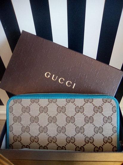 Gucci Portafogli  turchese