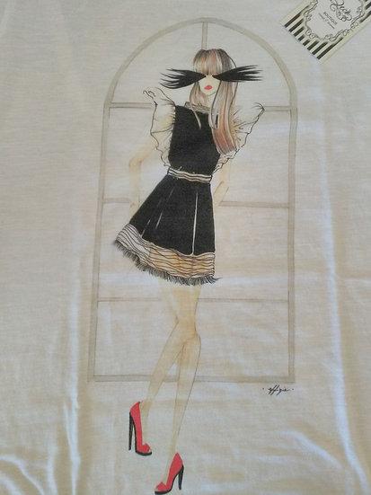 T-Shirt Effigie (finestra)