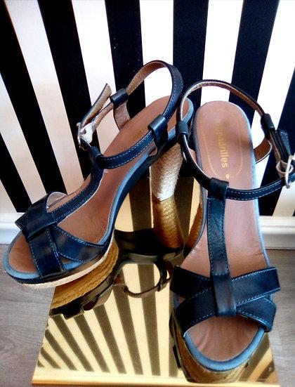 Espadrilles sandali