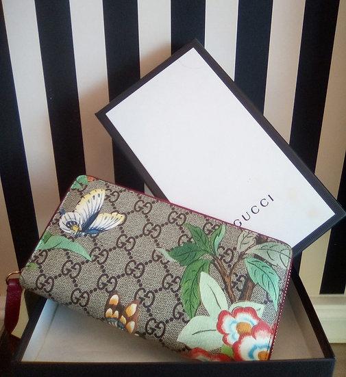 Gucci Portafogli  Tian  floreale
