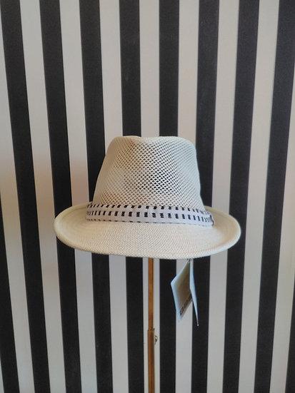 Cappello SP1 in paglia (panna)