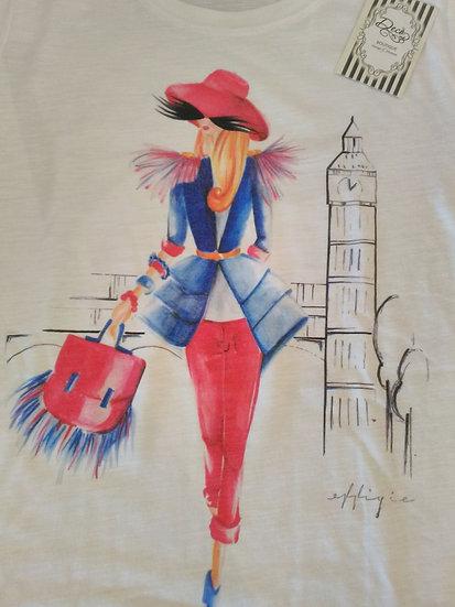 T-Shirt Effigie (Londra)