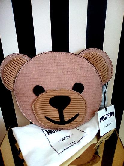 Moschino clutch orso