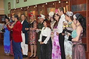 Фонд культурного наследия А.С.Грибоедова организует модные дефиле и показы коллекций дизайнеров
