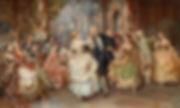 Грибоедовское сообществчо, балы Фонда культурного наследия А.С.Грибоедова