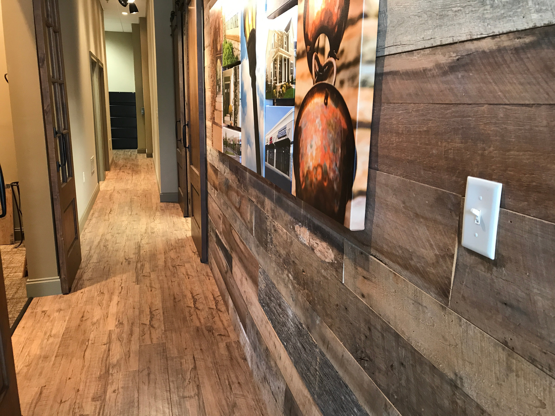 Reclaimed Flooring and Paneling