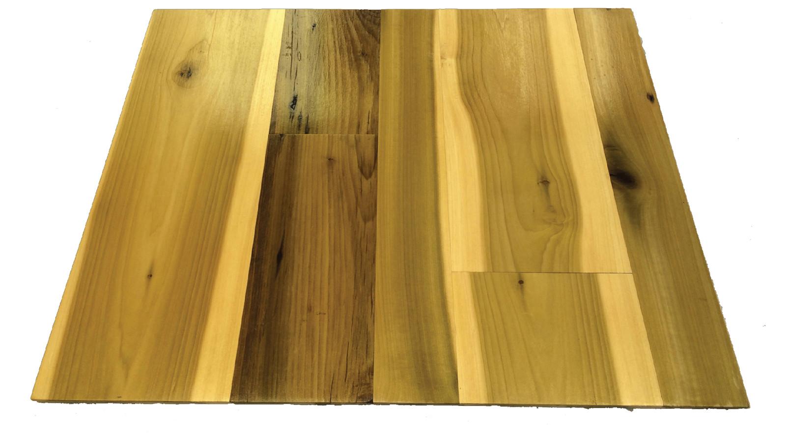 Reclaimed Poplar Flooring