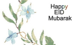 EID DAY, May 13th