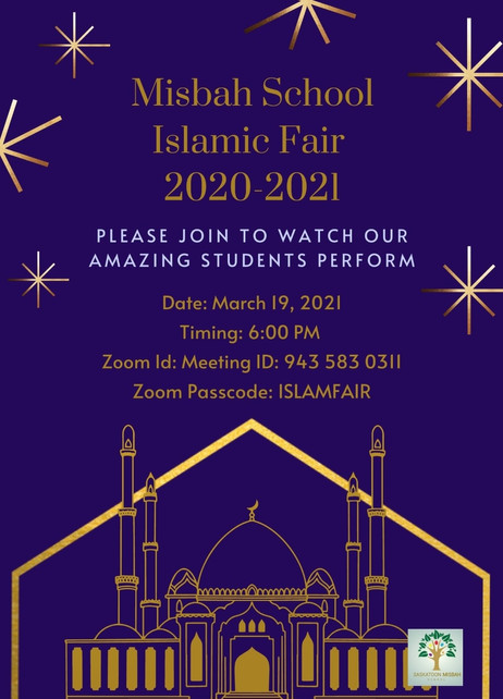 Islamic Fair 2020-21, March 19, 2021