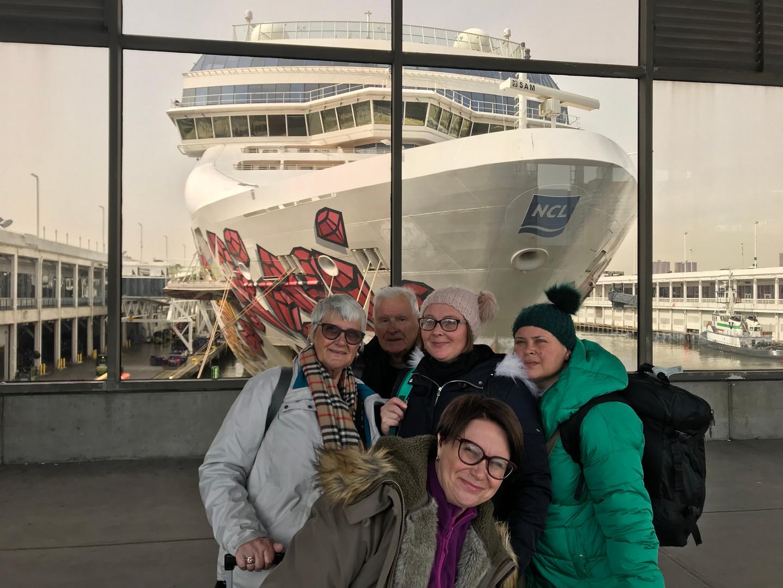 Norweigian Cruise Line