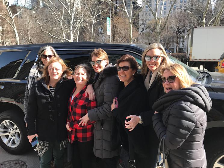 During Midtown Tour
