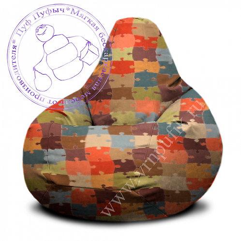 Кресло-груша Puzzle