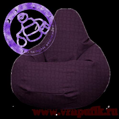 Кресло-груша Велюр Basket Color 18