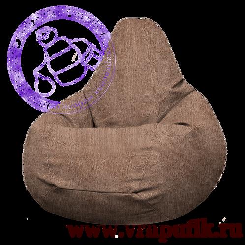 Кресло-груша микровелюр NVJ А1