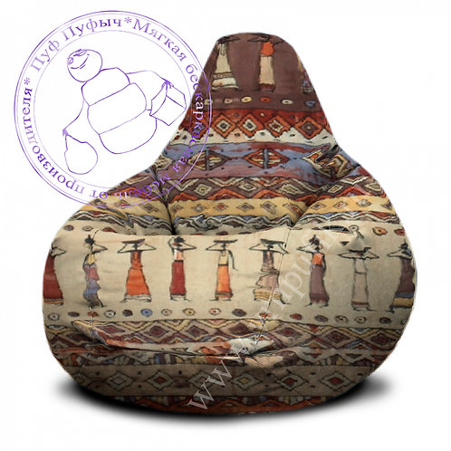 Кресло-груша Etnic