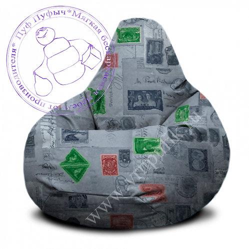 Кресло-груша Stamps
