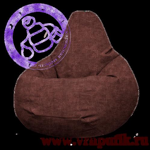 Кресло-груша микровелюр NVJ 3-А3