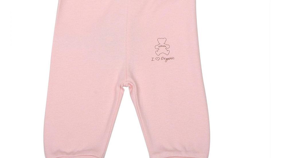 Stoffhose - Leggins - pink