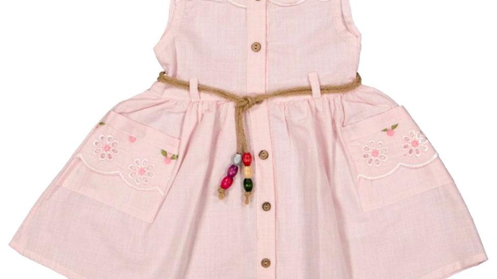 Sommerkleid - rosa