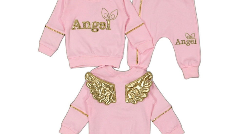 Pullover Angel & Hose / 2- er Set
