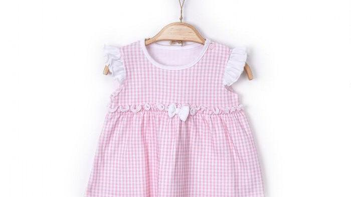 Kleid mit Shorts - pink 2er-Set - girl