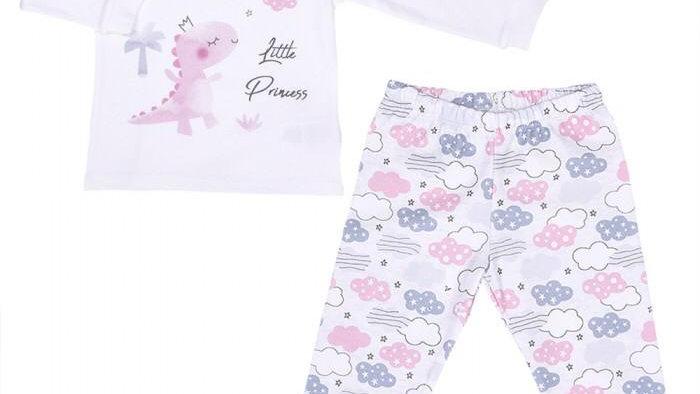Little Princess Pyjamas - 2er Set