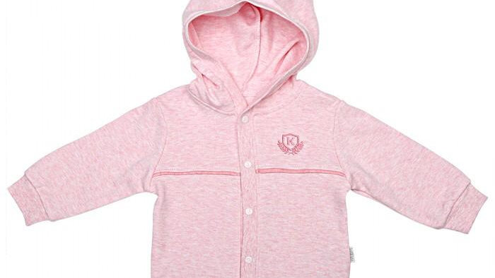 Active Cardigan - Jacke - pink
