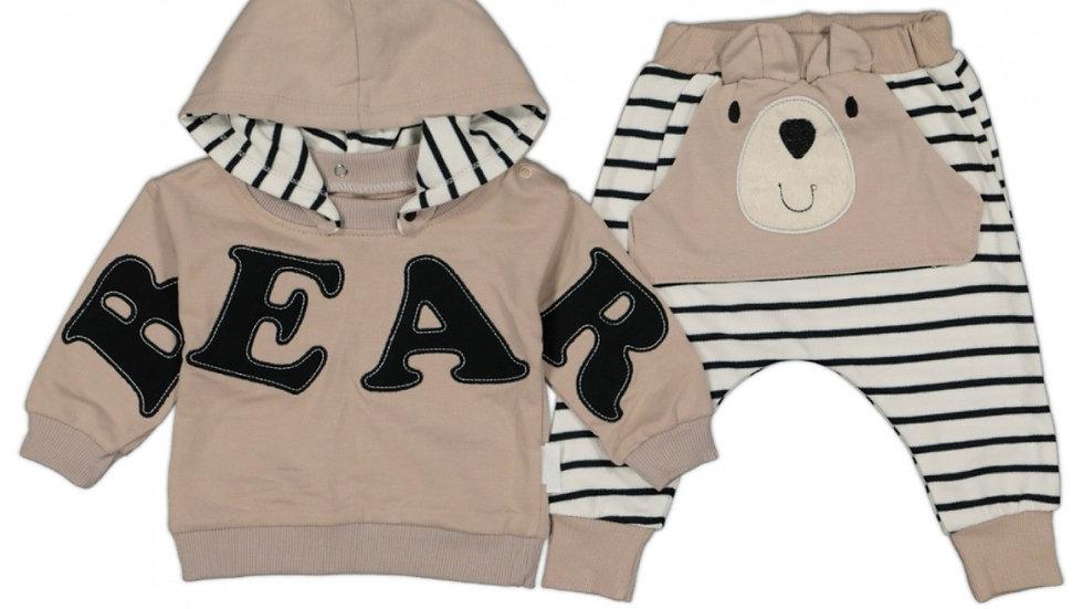 Pullover & Hose - Bear