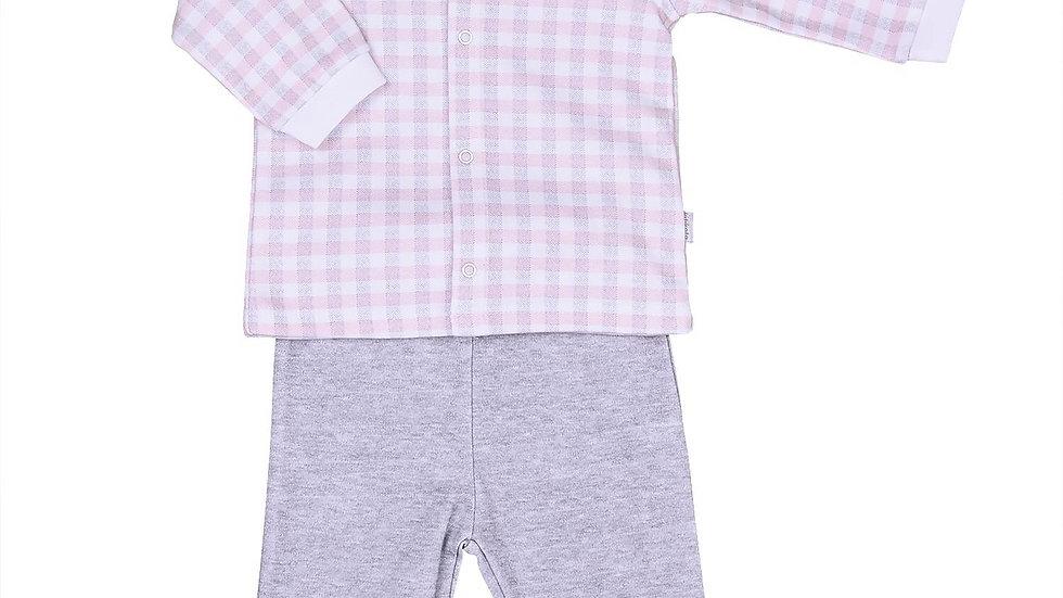 Pyjamas - Set - without Path - blue - pink