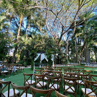 Jardín eventos