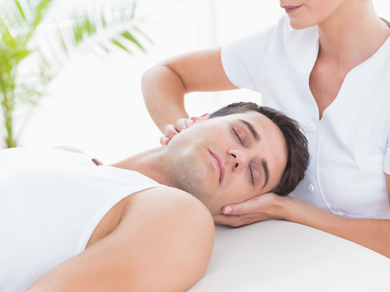 30 min Deep Tissue Massage