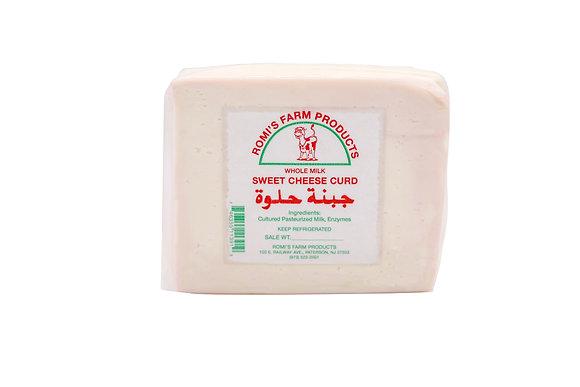 Sweet Cheese Curd