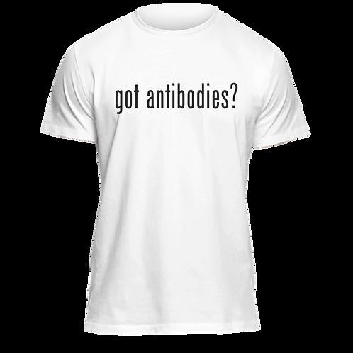 Crew Neck - got antibodies?
