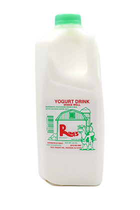 Yogurt Drink 64oz.