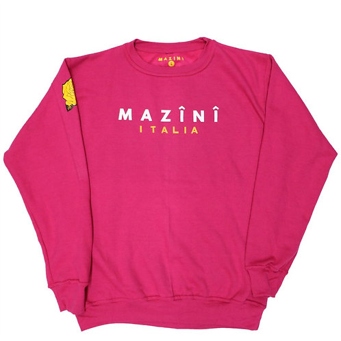 M A Z I N I - Purvo Crew Neck Sweater