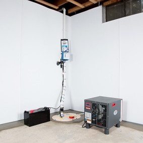 crawl space sump pump and dehumidifier_e