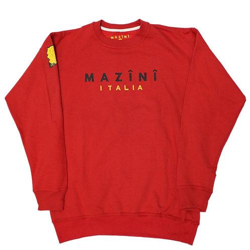 M A Z I N I - Spincer Crew Neck Sweater