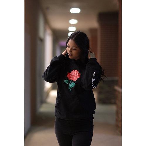 M Â Z Î N Î - Female Bryval Lost Stem Hoodie