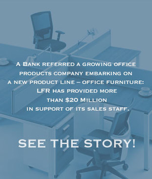 A bank referred a growing office products company