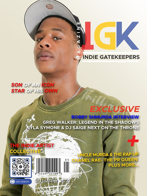 Indie Gatekeepers Magazine Issue 02 (Physical Preorder)