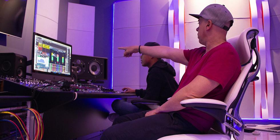 "Mixing + Mastering Master Series – Ep 4 ""Synt & Guitars"""