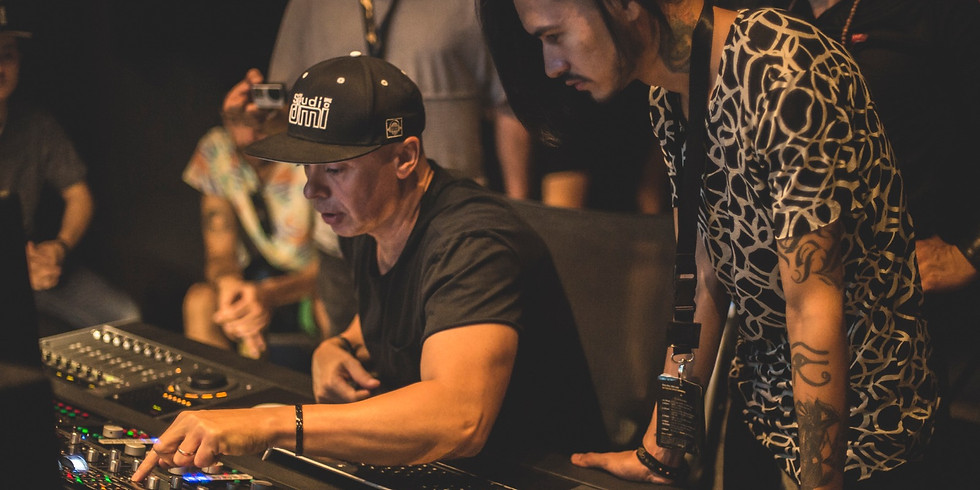 """Mixing + Mastering Master Series – """"Start The Session / Stereo Buss"""""""