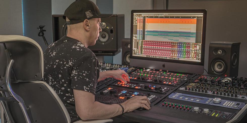 "Mixing + Mastering Master Series – Ep 2 ""Drums"""
