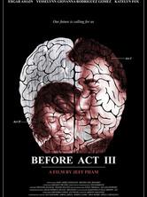 Before Act III